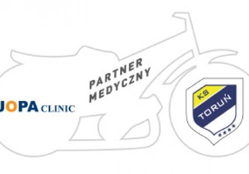 JOPA Clinic partnerem medycznym KS Toruń!